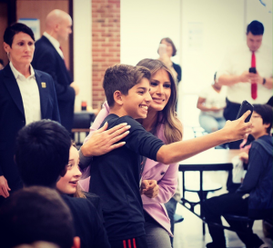 FLOTUS, Secretary Visit Highlights Anti-Bullying Efforts